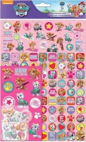 Wholesalers of Paw Patrol Pink Mega Sticker Pack toys image