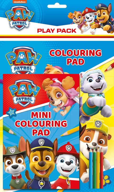 Wholesalers of Paw Patrol Play Pack toys