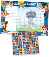 Wholesalers of Paw Patrol Reward Chart And Stickers toys image 2