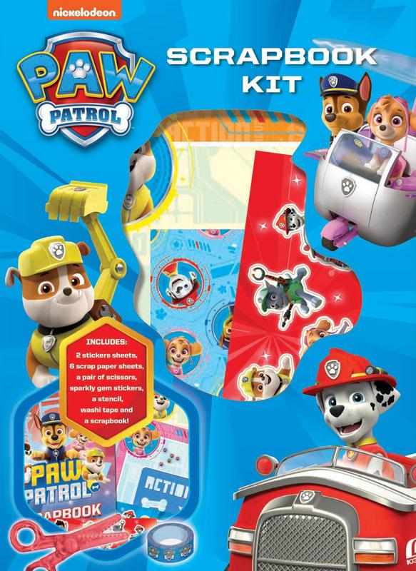 Wholesalers of Paw Patrol Scrapbook Kit toys