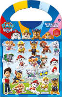Wholesalers of Paw Patrol Sticker Scene Stickers toys image