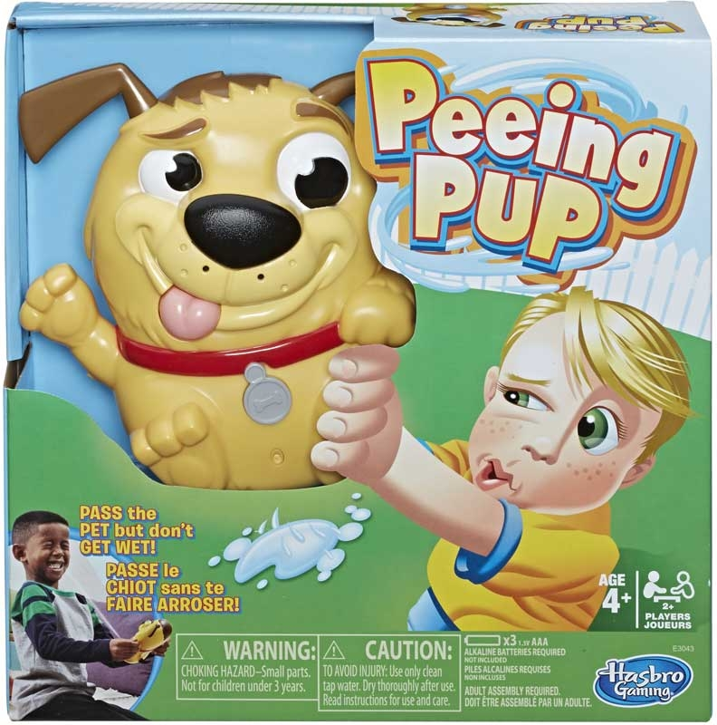 Wholesalers of Peeing Pup toys