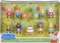 Wholesalers of Peppa And Friends Party Pack toys image