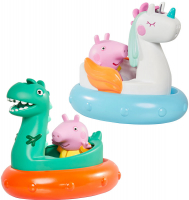 Wholesalers of Peppa Bath Floats Asst toys image 2