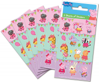 Wholesalers of Peppa Carnival Party - 6 Sheets Stickers toys image 2