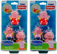 Wholesalers of Peppa Family Squirters toys image
