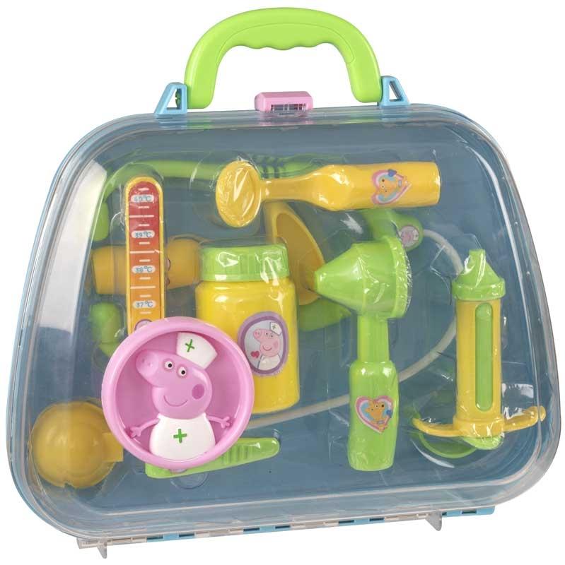 Wholesalers of Peppa Medic Nurse Case toys