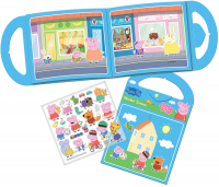 Wholesalers of Peppa Pig - Sticker Scene Stickers toys image 2