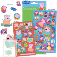 Wholesalers of Peppa Pig  Assortment Pack Stickers toys image 2