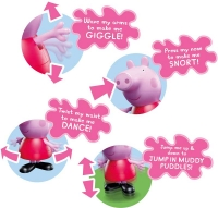 Wholesalers of Peppa Pig 6 Inch Follow Me Peppa toys image 3