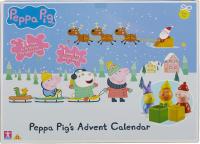 Wholesalers of Peppa Pig Advent Calendar 2021 toys image