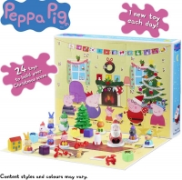Wholesalers of Peppa Pig Advent Calendar toys image 2
