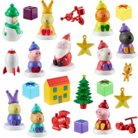 Wholesalers of Peppa Pig Advent Calendar toys image 3