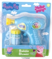 Wholesalers of Peppa Pig Bubble Blower toys image