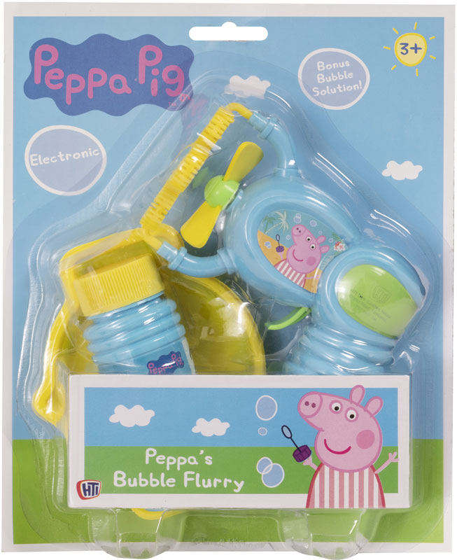 Wholesalers of Peppa Pig Bubble Flurry toys