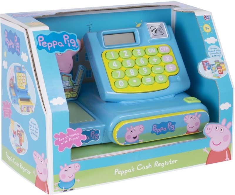 Wholesalers of Peppa Pig Cash Register toys