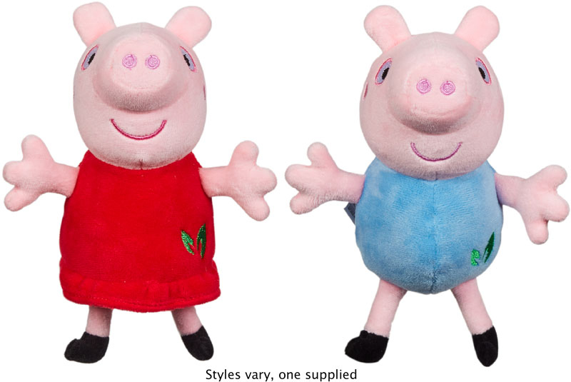 Wholesalers of Peppa Pig Collectables Asst toys