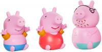 Wholesalers of Peppa Pig Daddy Pig   Peppa   George Bath Squirters toys image 2
