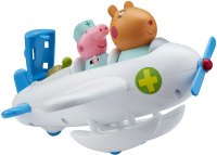 Wholesalers of Peppa Pig Dr Hamster Veterinary Plane toys image 2