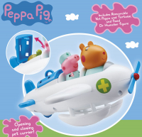 Wholesalers of Peppa Pig Dr Hamster Veterinary Plane toys image 4