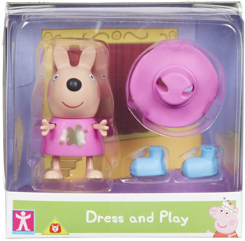Wholesalers of Peppa Pig Dress & Play S4 Asst toys