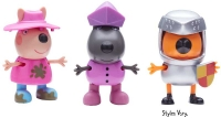 Wholesalers of Peppa Pig Dress & Play S4 Asst toys image 3