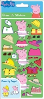 Wholesalers of Peppa Pig Dress Up Stickers toys image
