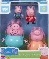 Wholesalers of Peppa Pig Family Figure Pack toys image
