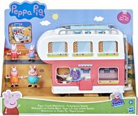 Wholesalers of Peppa Pig Family Motorhome toys Tmb