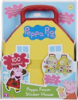 Wholesalers of Peppa Pig Foam Fun Sticker House toys image