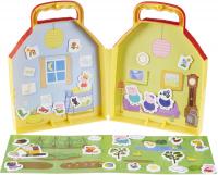 Wholesalers of Peppa Pig Foam Fun Sticker House toys image 3