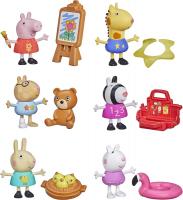 Wholesalers of Peppa Pig Fun Friends Figures Asst toys image 2