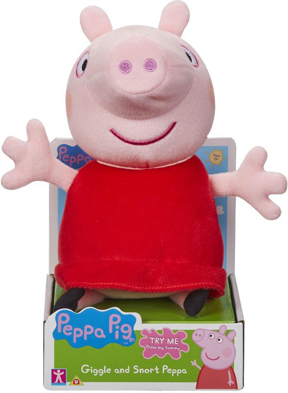 Wholesalers of Peppa Pig Giggle & Snort Peppa toys