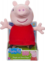 Wholesalers of Peppa Pig Giggle & Snort Peppa toys image
