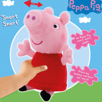 Wholesalers of Peppa Pig Giggle & Snort Peppa toys image 3