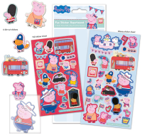 Wholesalers of Peppa Pig Glorious Britain  Assortment Pack Stickers toys image 2