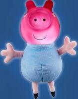 Wholesalers of Peppa Pig Glow Friends Talking Glow George toys image 3