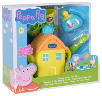 Wholesalers of Peppa Pig House Tea Set toys image