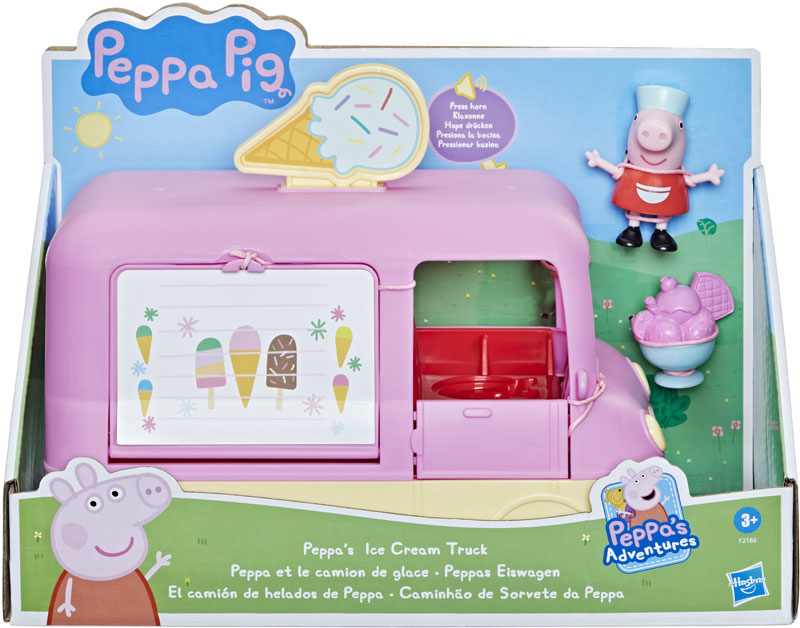 Wholesalers of Peppa Pig Ice Cream Truck toys