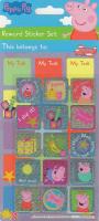 Wholesalers of Peppa Pig Large Reward Stickers toys image