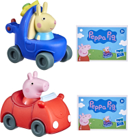 Wholesalers of Peppa Pig Little Buggy Ast toys image