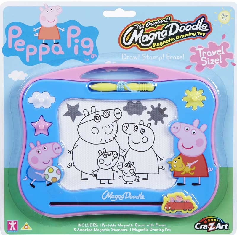 Wholesalers of Peppa Pig Magna Doodle toys