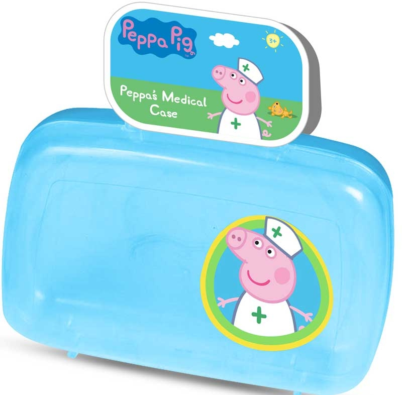 Wholesalers of Peppa Pig Medical Case toys