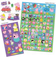 Wholesalers of Peppa Pig Mega Pack Stickers toys image 2