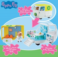 Wholesalers of Peppa Pig Mobile Medical Centre toys image 3