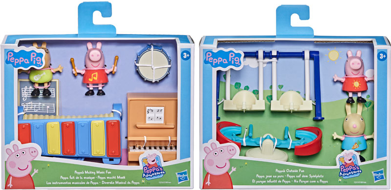 Wholesalers of Peppa Pig Moments Asst toys
