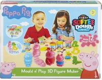 Wholesalers of Peppa Pig Mould N Play 3d Figure Maker toys Tmb