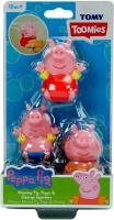 Wholesalers of Peppa Pig Mummy Pig | Peppa | George Bath Squirters toys image