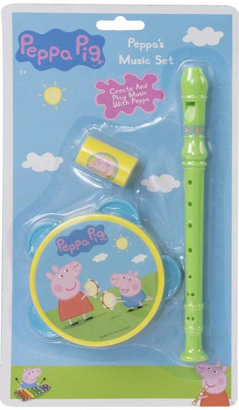 Wholesalers of Peppa Pig Music Set toys