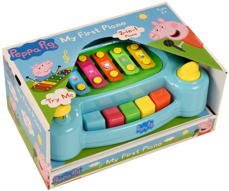 Wholesalers of Peppa Pig Piano toys